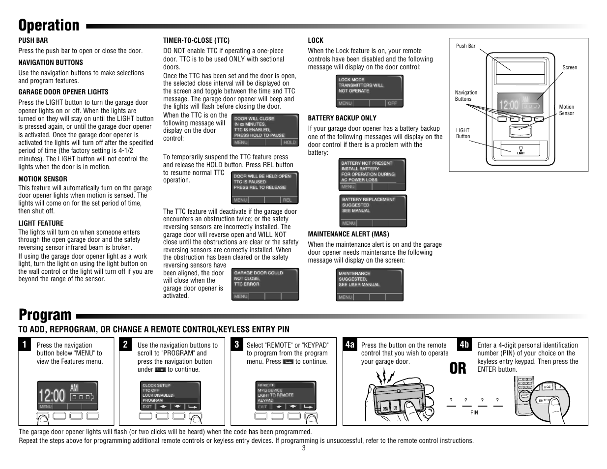 Memorex Projection Clock Radio Manual