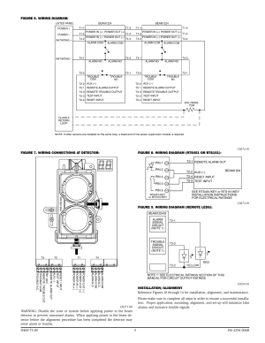 System Sensor BEAM1224, BEAM1224S User Manual | Page 5  13