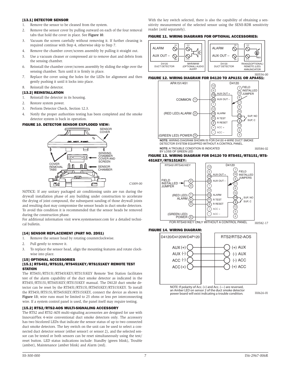 system sensor d4120 d4p120 and d4s page7?resize\\\=665%2C861 wk2 srt jeep radio wiring diagram jeep voltage regulator diagram Light Switch Wiring Diagram at bayanpartner.co