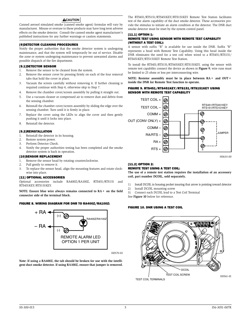 system sensor dnr page5 system sensor 2451 wiring diagram diagram wiring diagrams for  at bakdesigns.co