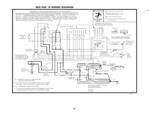 Mig pak 15 wiring diagram   Lincoln Electric IMt552 MIG