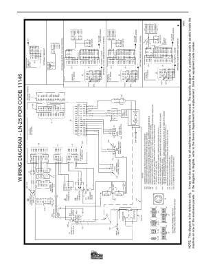 Wiring diagram, Ln25, S2 s3 s1   Lincoln Electric IM677