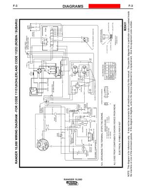 Diagrams, Enhanced diagram, Electri c al symb ol s pe r