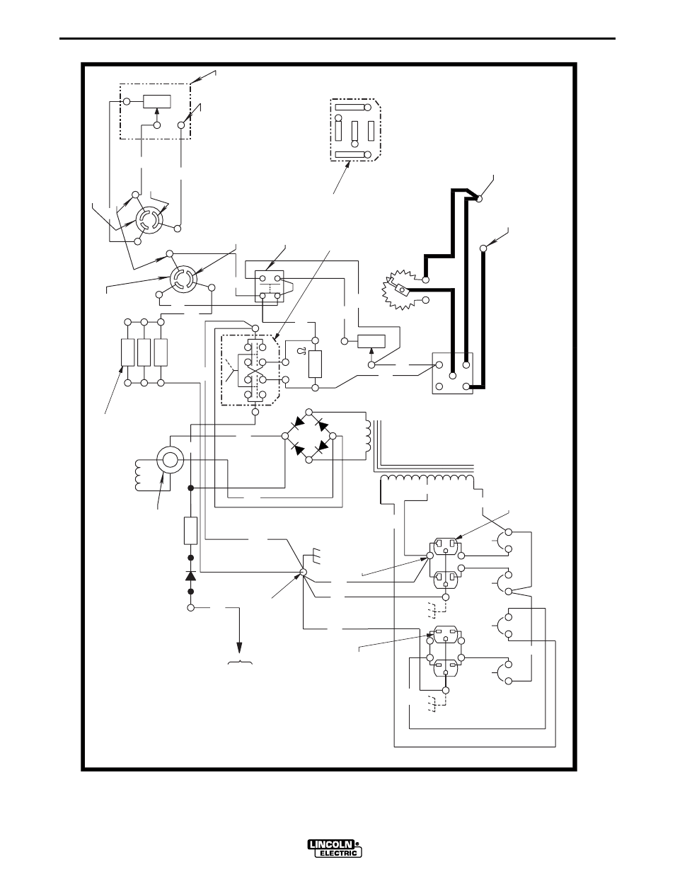 Sa 200 Wiring Diagram Lincoln 225 Arc Welder Diagram Wiring – Lincoln 225 S Wiring Diagram