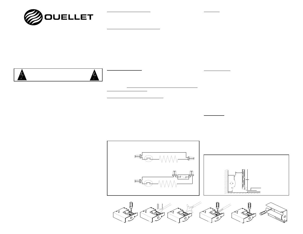 Ouellet Ofm User Manual