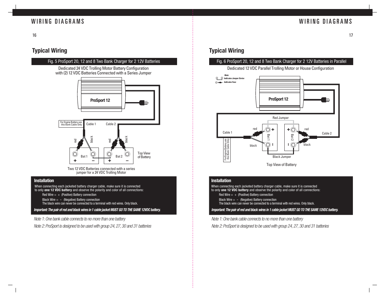 Typical Wiring