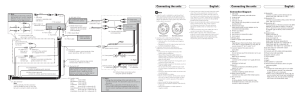 Connection diagram | Pioneer DEHP6000UB User Manual