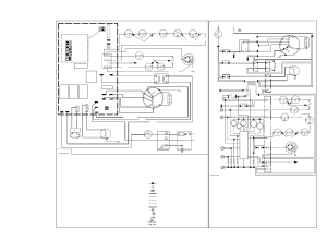 Fig 12—furnace wiring diagram   Bryant GASFIRED INDUCEDCOMBUSTION FURNACES 373LAV User Manual
