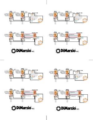 Dimarzio Dp120 Wiring Diagram | Wiring Library