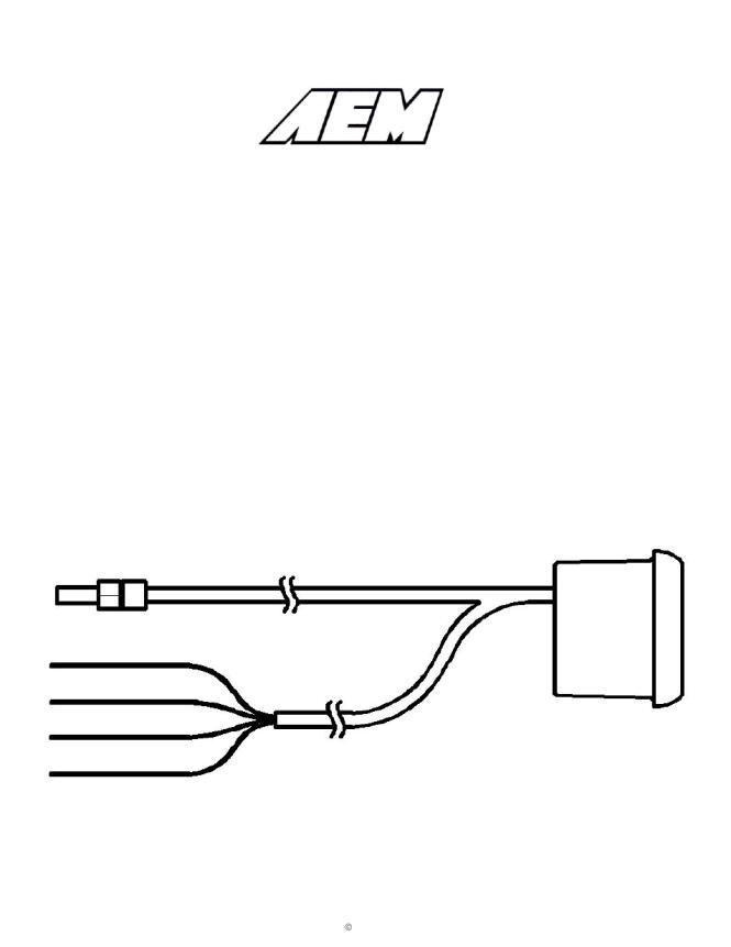 aem wideband wiring diagram how to wire aem uego to sct tuner using aem  wideband gauge