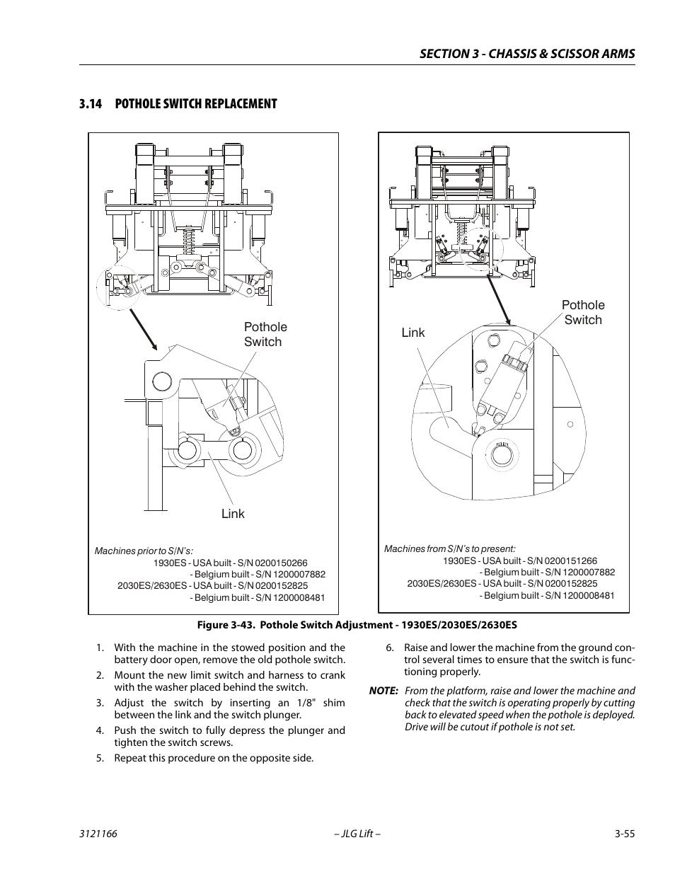 e6088e jlg scissor lift service manual   wiring library  wiring library
