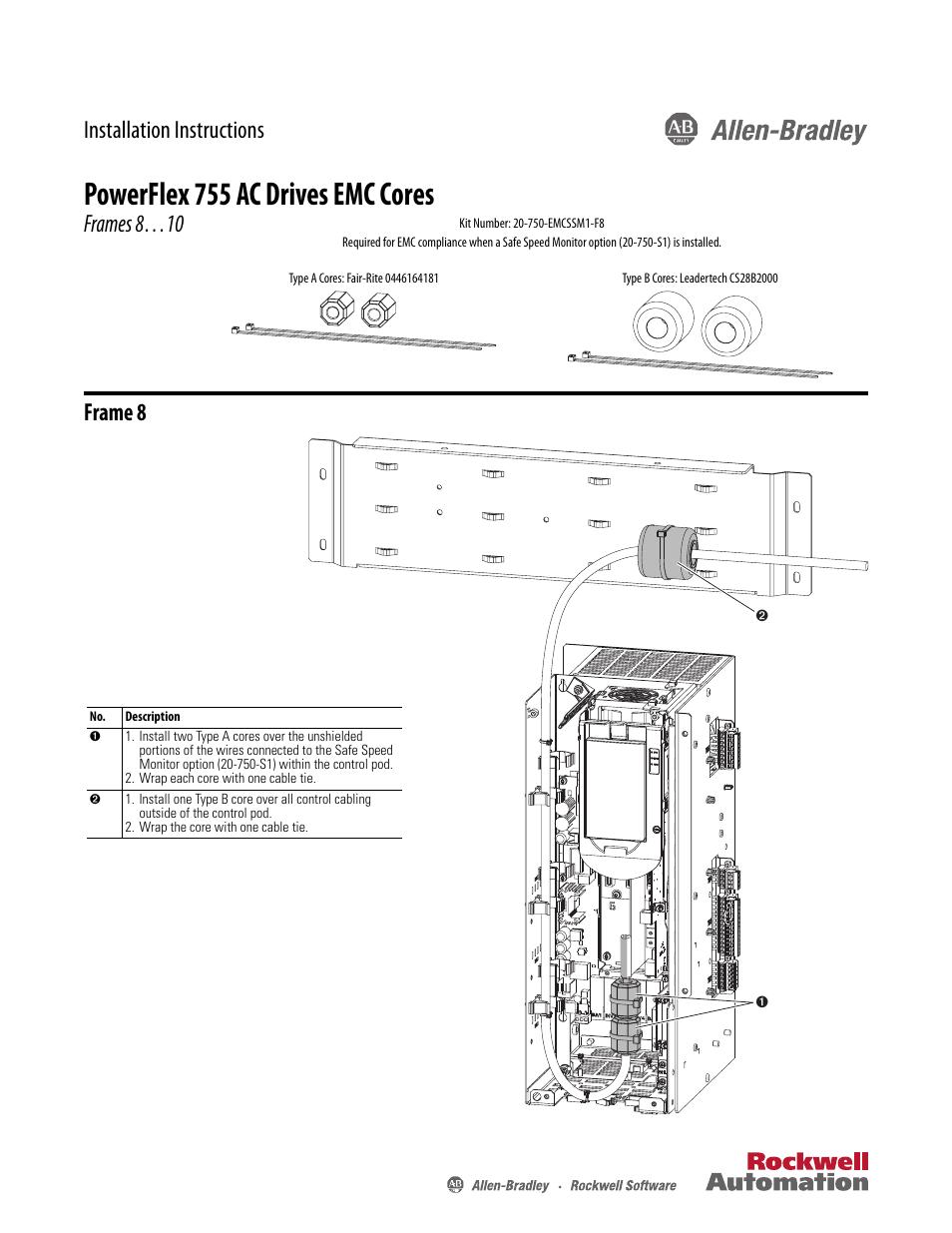 Wrg 3497 Powerflex 755 Wiring Diagram