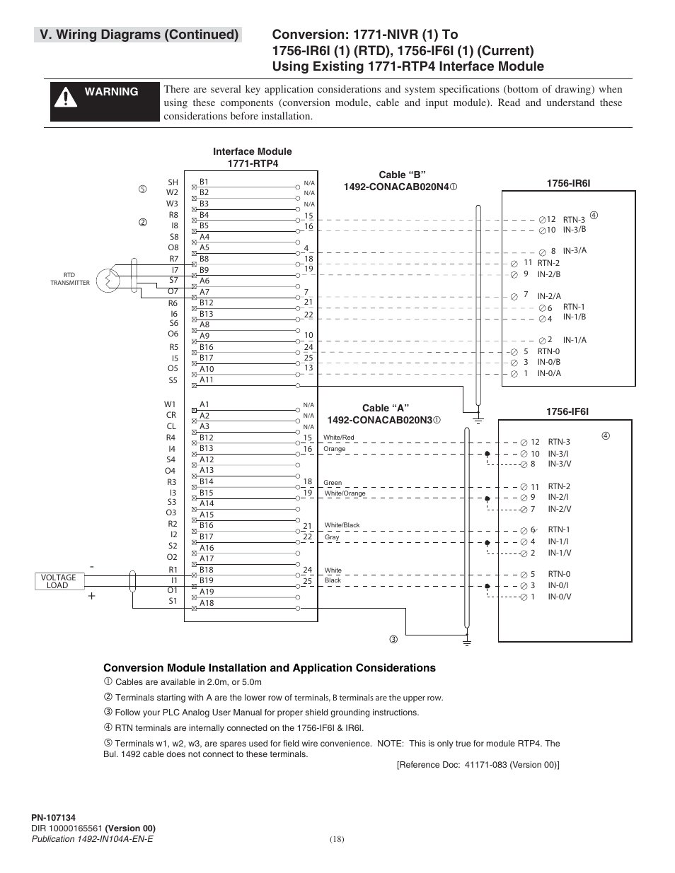 rockwell automation 1492 1771 n series i_o to 1756 controllogix i_o page18?resize\\\\\\\\\\\\\\\=665%2C861 1746 ow16 wiring diagram gmc fuse box diagrams, internet of 1746 ib16 wiring diagram at bakdesigns.co