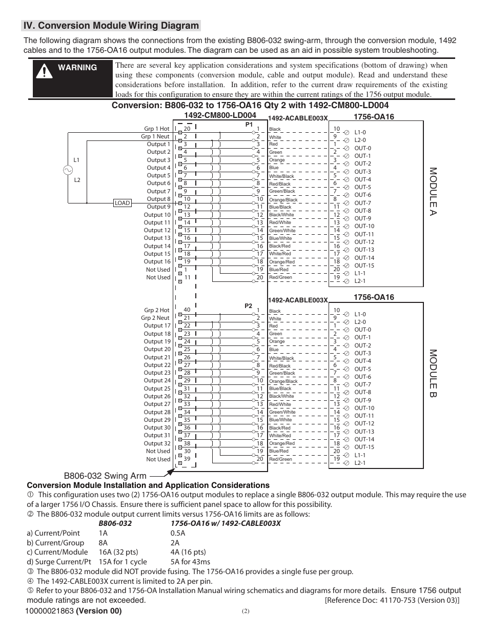 rockwell automation 1492 cm800 ld004 field wire conv module for modicon b806 032 to 1756 oa16 page2?resize\\\=665%2C861 hyosung gt250r wiring diagram beta wiring diagram, tomos wiring garelli wiring diagram at n-0.co