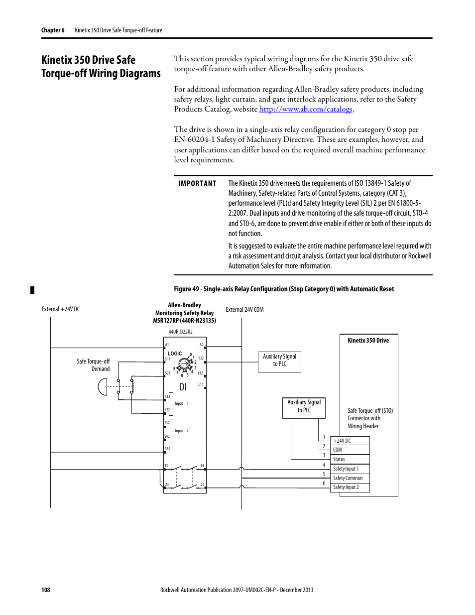 rockwell automation 2097 vxxx kinetix 350 single axis ethernet_ip servo drive user manual page108?resize\\\\\\\=665%2C861 axis lighting wiring diagrams wiring diagrams Basic Electrical Wiring Diagrams at bayanpartner.co