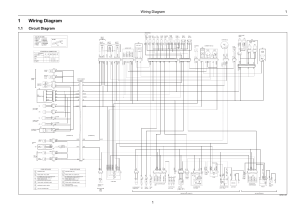 1wiring diagram, Wiring diagram 1 1, 1 circuit diagram