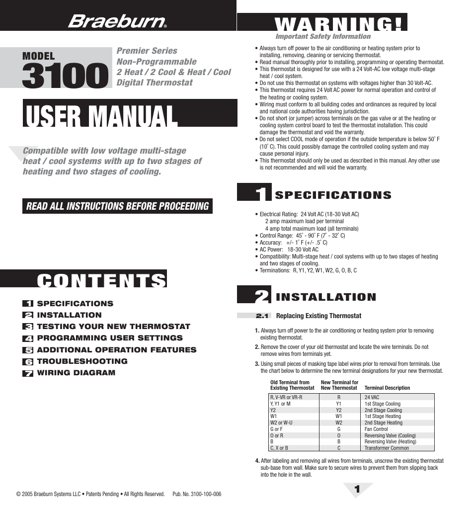 Honeywell Humidistat Manual Wiring Diagram