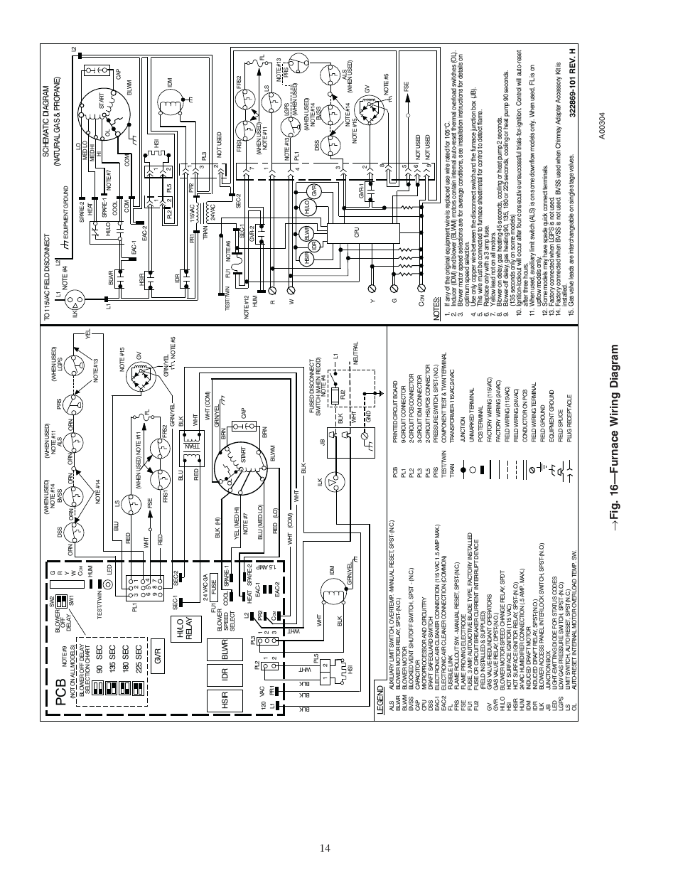 carrier weathermaker 8000 58zav page14 mh1410d wiring diagram wiring wiring diagram schematic  at soozxer.org