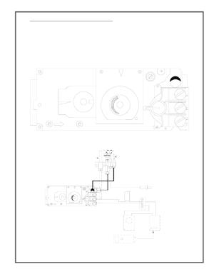 Sit 820 nova mv gas control valve, On off pilot hi lo, Version 10h 40 | Country Flame Bayvue DV
