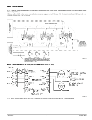 Master | SilentKnight B200S Intelligent Sounder Base with CO Support User Manual | Page 3  4