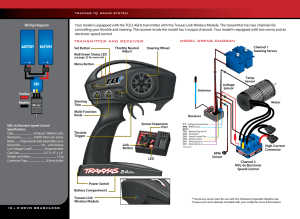 Traxxas 560871 User Manual | Page 10  36