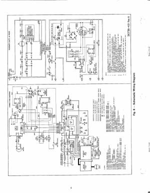 310736401 rev a, Fig 6 — schematic wiring diagram, 5>s