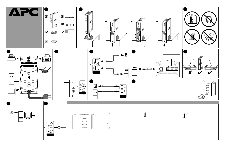 Apc Xs User Manual