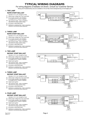 Typical wiring diagrams, Page 4, I232   IOTA I232 User