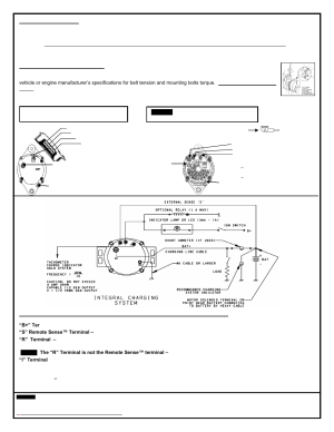 [WRG5771] Delco 28si Alternator Wiring Diagram