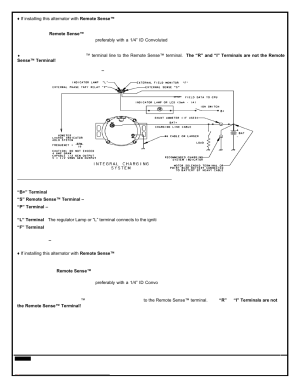 Remy 28SI™ ALTERNATOR User Manual | Page 3  6 | Also for: 24SI™ ALTERNATOR