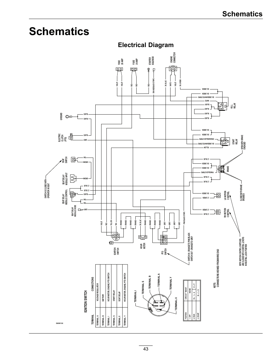 3 position switch schematic