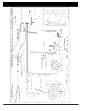 Accentra insert wiring diagram | Harman Stove Company The