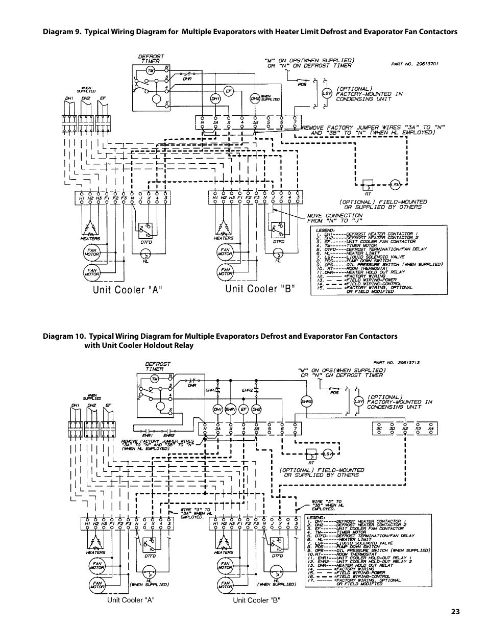 heatcraft refrigeration products condensing units h im cu page23 walk in zer wiring diagram diagram wiring diagrams for diy car walk in freezer wiring schematics at nearapp.co