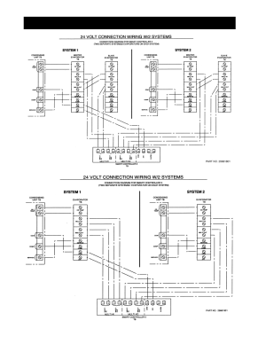 Wiring diagrams | Heatcraft Refrigeration Products BEACON II SMART CONTROLLER HIM80C User