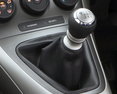Manual gear shift