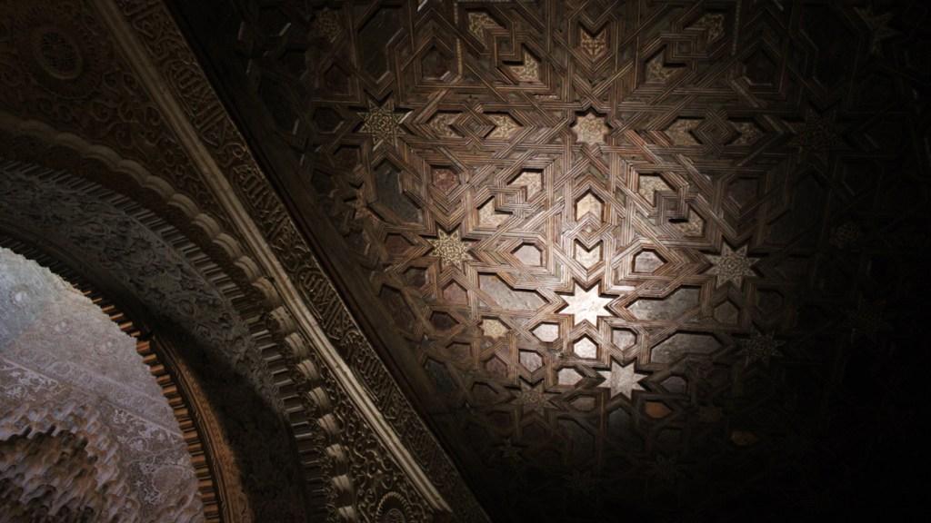 Madera en la Alhambra ©Cristina Espinosa Plaza