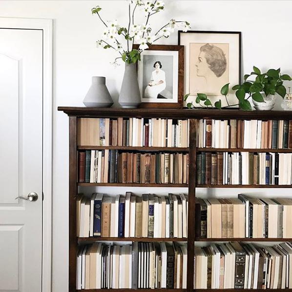 Sobre las bibliotecas al revés