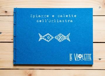 Libro delle spiagge per Le Violette B&B