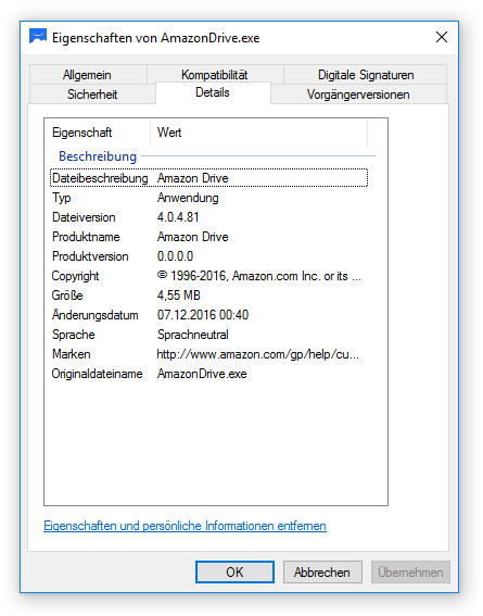 screenshot_amazon_cloud_drive_eigenschaften-von-amazondrive-exe_version-4-0-4-81