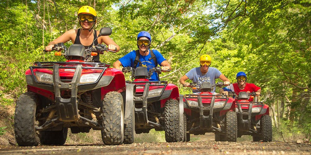 4-Wheeler Jungle Adventure Tour