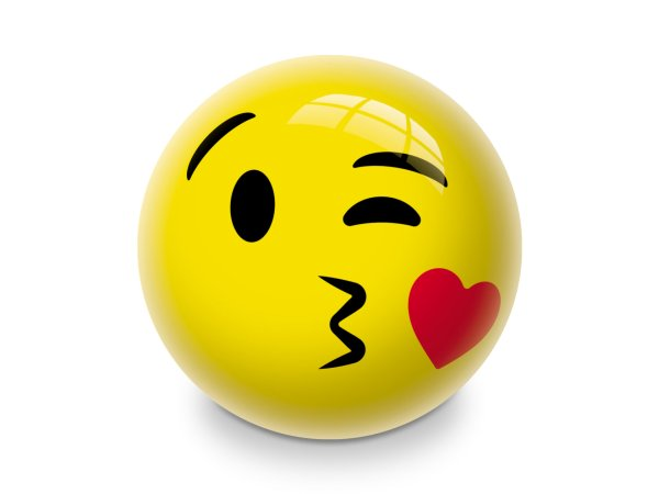 06666_EmoticonBacio_Ball230_F