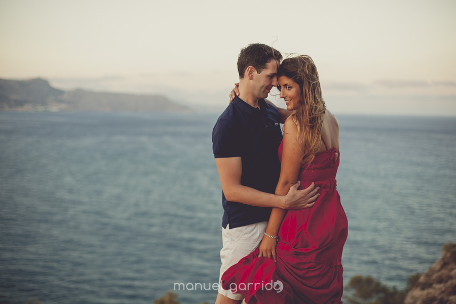 playas de altea alicante preboda