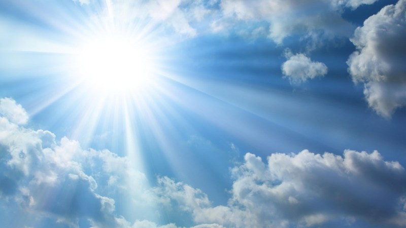 Sun And Clouds Wallpapers (1)