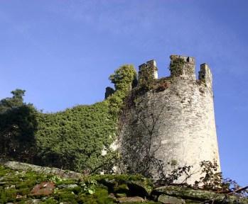 Castillo del Batallón, Sarria