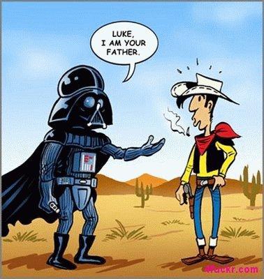 Luke, soy tu padre