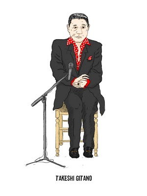 Takeshi Gitano, por Bloger de Niro