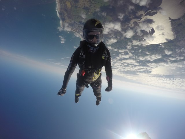 Shelly Delaney Manufactory Apparel Skydiver
