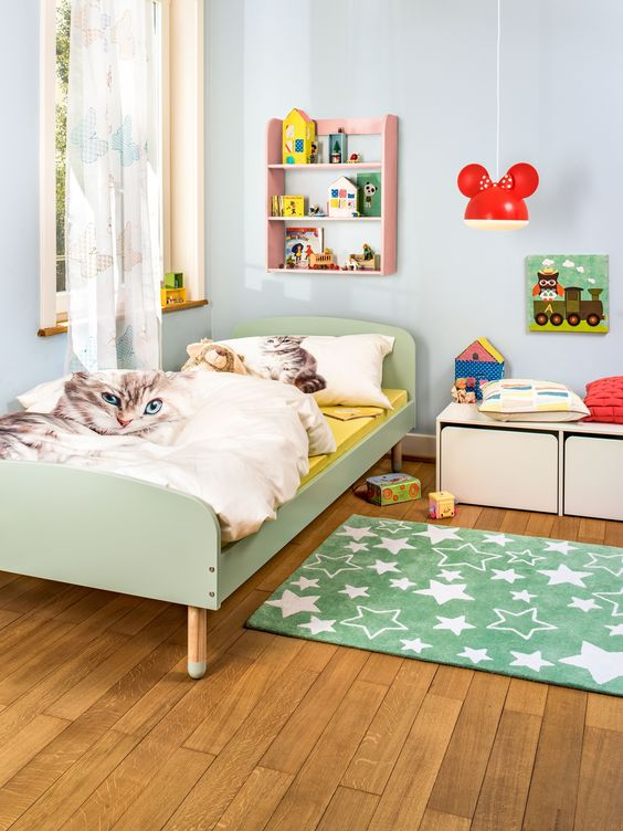 Ein neues kinderzimmer f r lotta for Kinderzimmer lotta