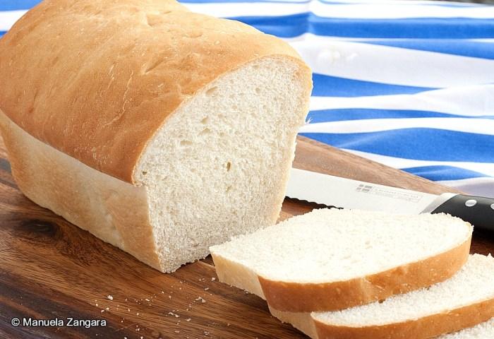 White Sandwich Bread White Sandwich Bread