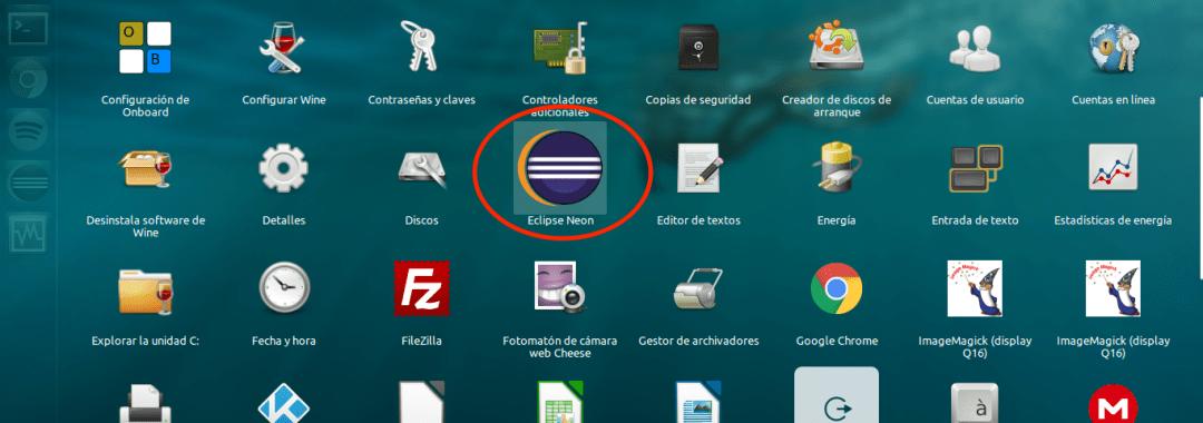Crear un acceso directo (lanzador) en Ubuntu